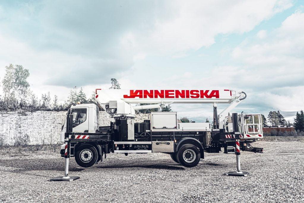 Janneniska JN33